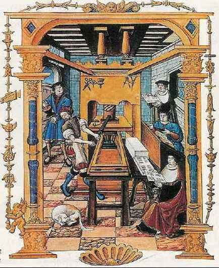 Music Of The Early Printers